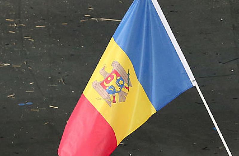 moldova steag