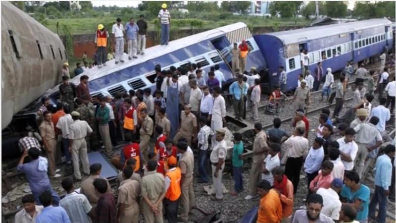 accident tren india