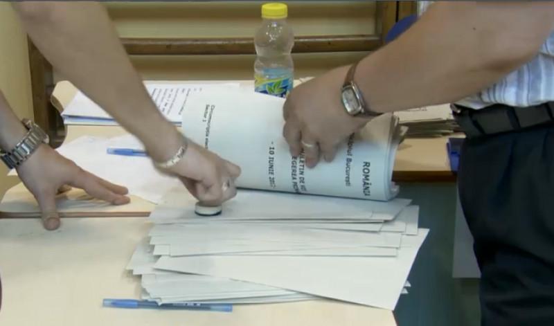 buletine de vot