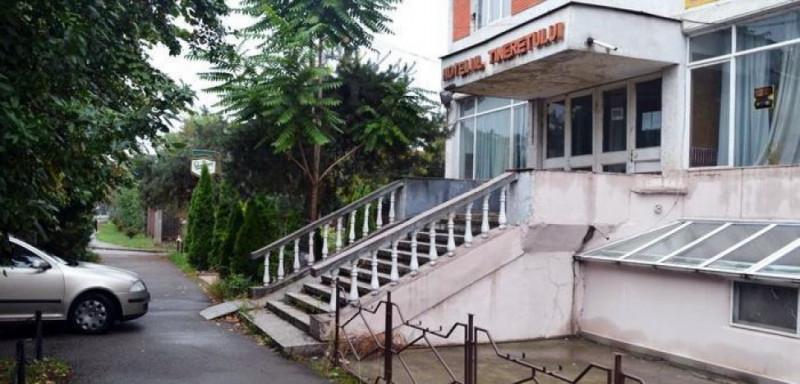 hotelul Tineretului