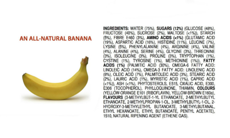 ingrediente banana lat