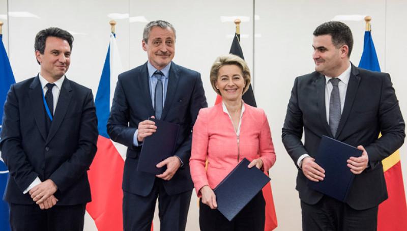 ministri apararii germania romania cehia