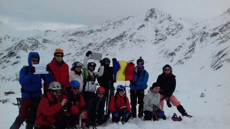 foto alpinist