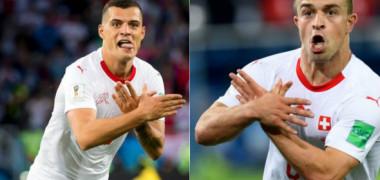 Gesturi controversate, cu conotaţii politice, la Cupa Mondială! Ce RISCĂ fotbaliştii