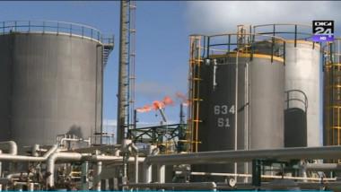 instalatie petroliera