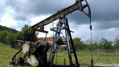 sonda petroliera - 89073-Mediafax Foto-Ionel Iancu-1