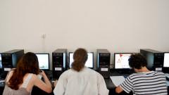 elevi-competente digitale - 5793639-Mediafax Foto-Andreea Alexandru
