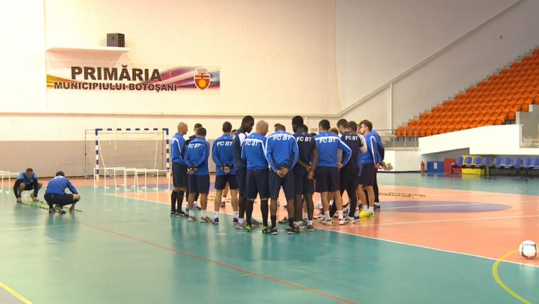 FC BOTOSANI IN SALA