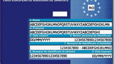 card de asigurari european