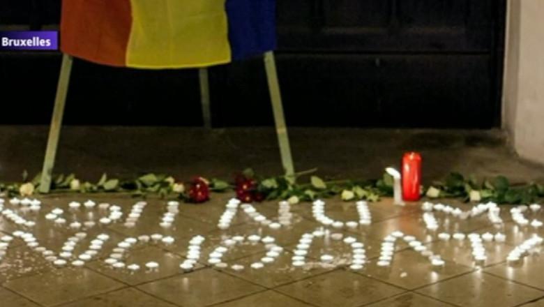 lumanari-pentru-martiri-revolutie-bruxelles
