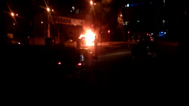 incendiu masina Borsului 291214