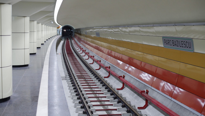 metrou parc bazilescu
