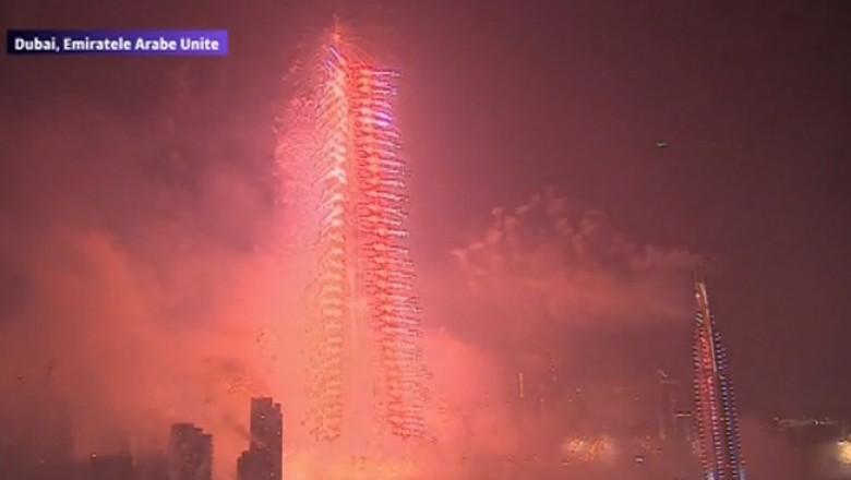 dubai artificii