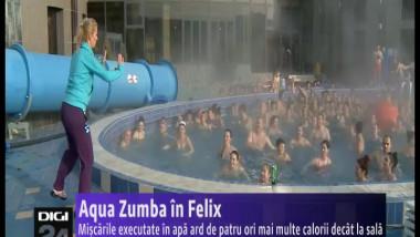 aqua zumba 050115
