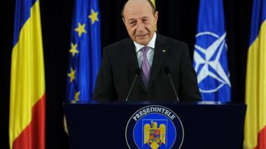 TRAIAN BASESCU - presidency
