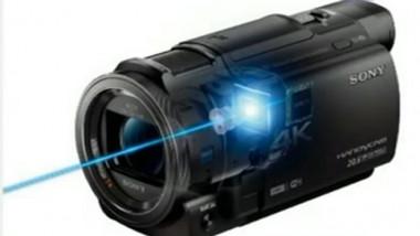 camera video sony 4k