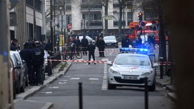 Atac armat Paris Franta revista Charlie Hebdo - Guliver GettyImages