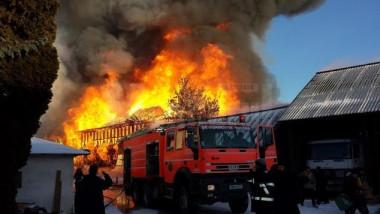incendiu seminar