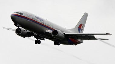 Avion Malaysia Airlines-AFP Mediafax Foto-TENGKU BAHAR