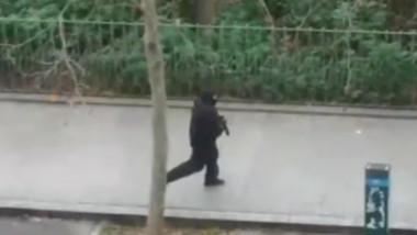 atacator franta captura