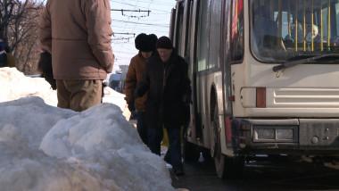 autobuz iarnaa