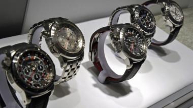Ceasuri de lux - Guliver GettyImages