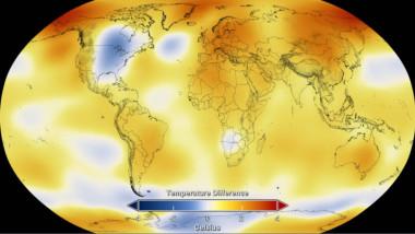 globul cu temperaturi mari