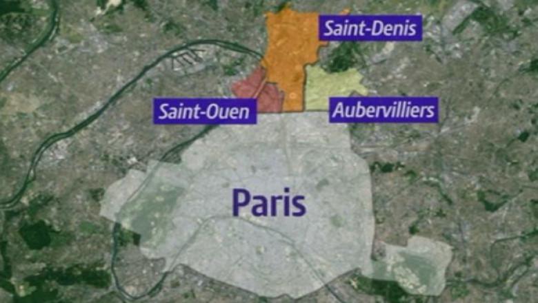Gherilele Urbane De Langă Paris Unde Locuiesc Tinerii Cei Mai