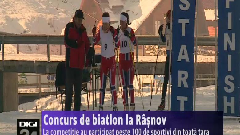 BIATLON RASNOV