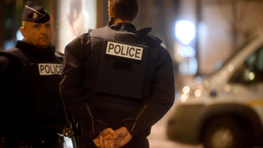 politisti francezi- getty