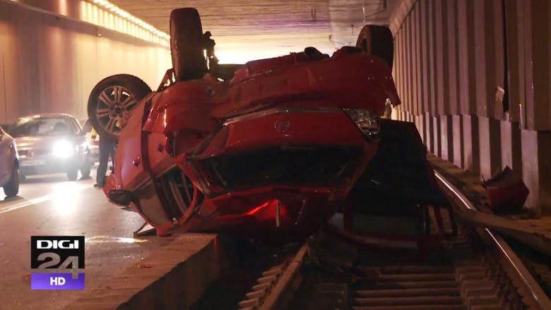 accident pasajul lujerului 28 noiembrie 14