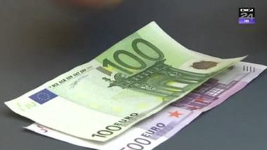 banconote euro bani