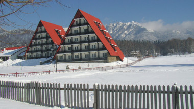 Hotel pensiune cazare munte iarna-Mediafax Foto-Robert Ionescu