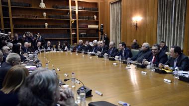 noul guvern grec - 7251439-AFP Mediafax Foto-LOUISA GOULIAMAKI