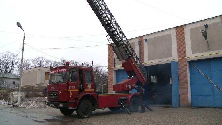 masina pompier