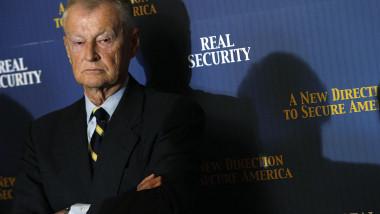 Zbigniew Brzezinski - Guliver GettyImages
