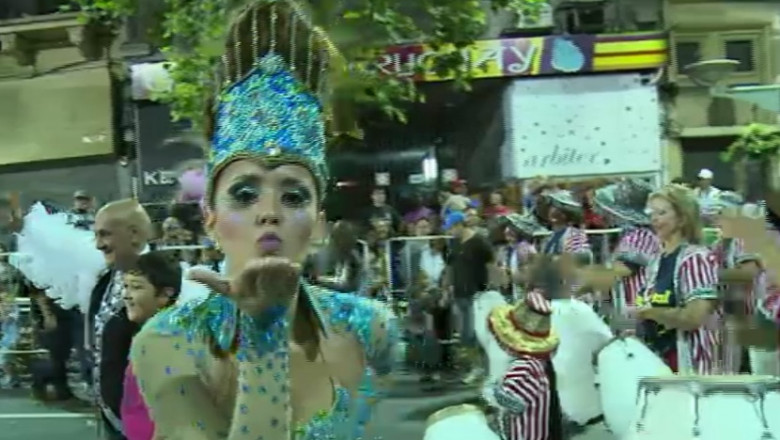 carnaval Montevideo