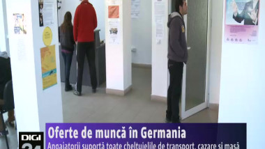 JOBURI GERMANIA