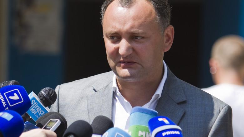 dodon igor deputat moldova - mfax