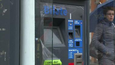 automat bilete cluj