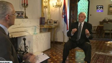 interviu ambasadorul serbiei