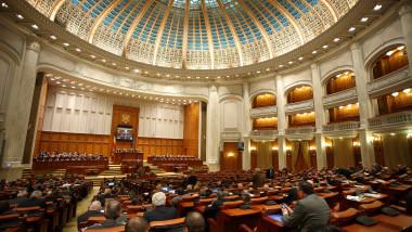 sedinta comuna senat Camera deputatilor 27 martie 5257308-Mediafax Foto-Mihai Dascalescu