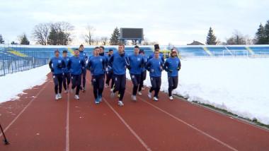 antrenament csms iarna zapada