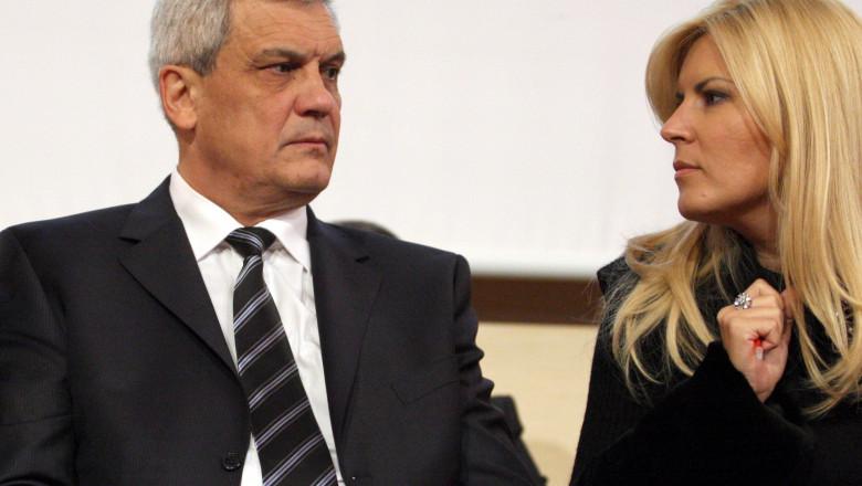 Ion Ariton S si Elena Udrea D -Mediafax Foto-Ovidiu Dumitru Matiu-1