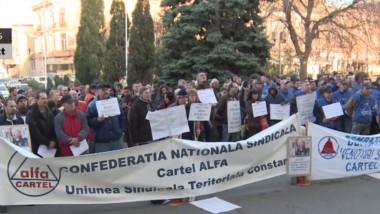 protest prefectura