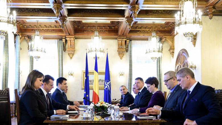 iohannis-klimkin-presidency