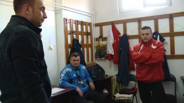 vestiar FC Bihor