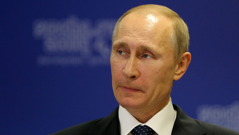 VLADIMIR PUTIN GETTY IMAGES