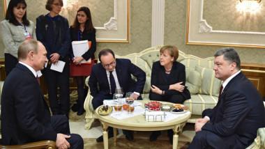 discutii de pace Minsk