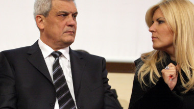 Ion Ariton S si Elena Udrea D -Mediafax Foto-Ovidiu Dumitru Matiu